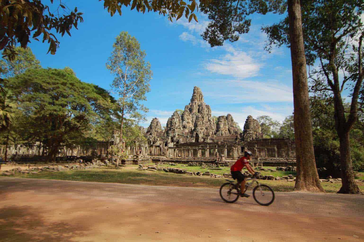 Angkor Cycling Experience