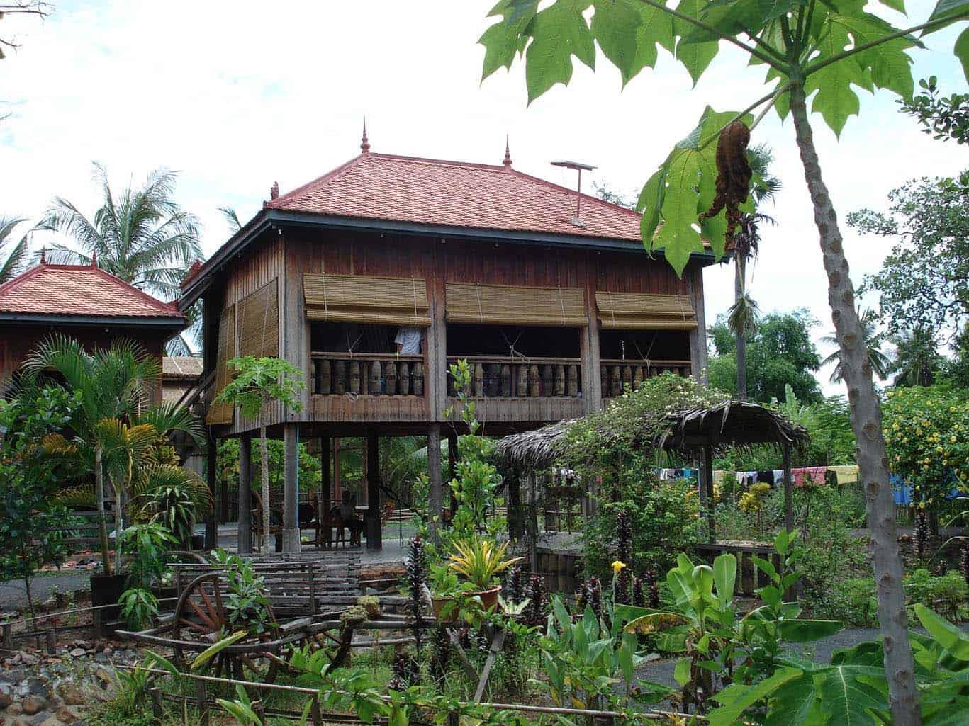Khmer Village Homestay