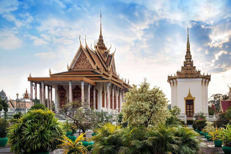 Historical Phnom Penh