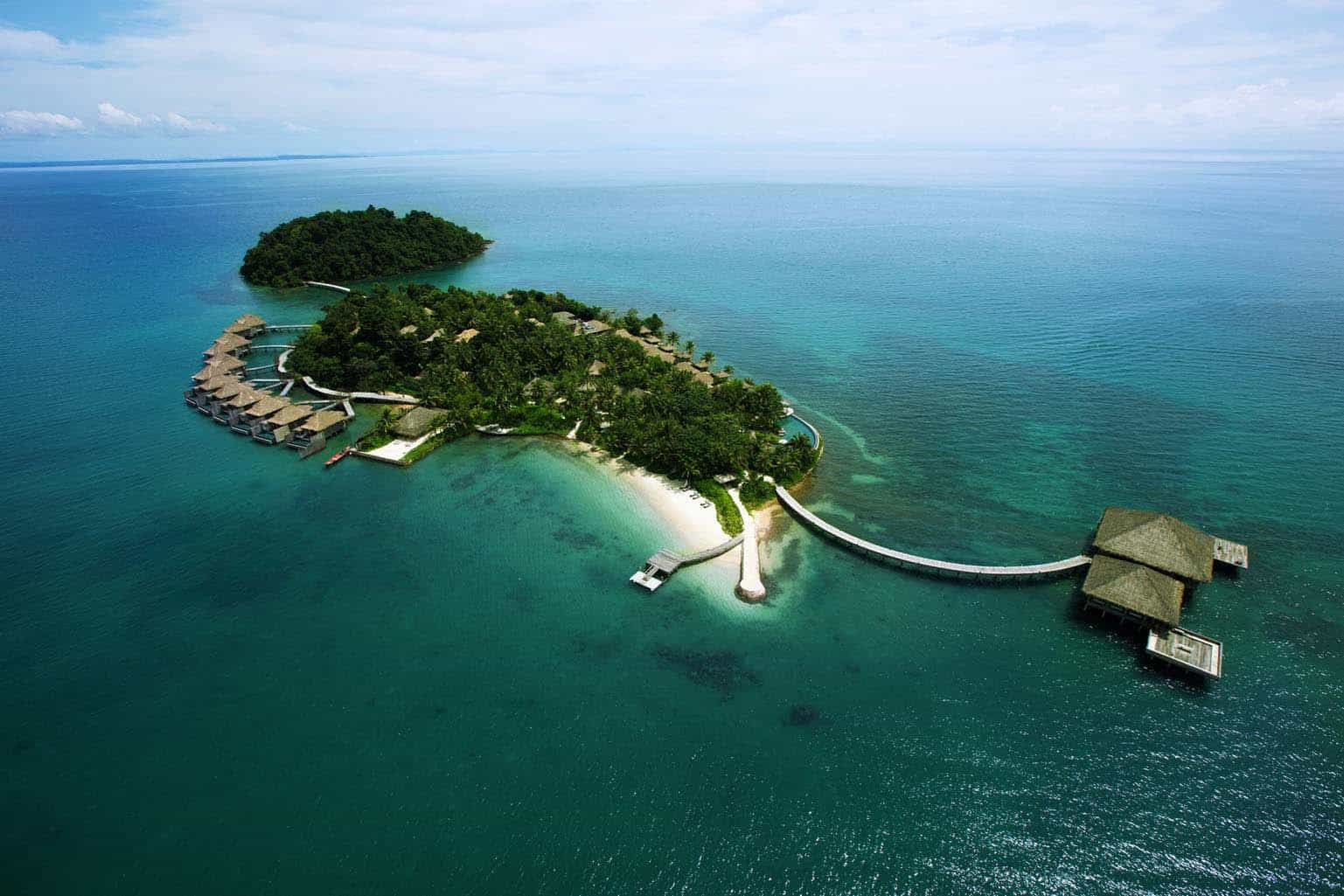 Song Saa Private Island, Koh Rong Archipelago