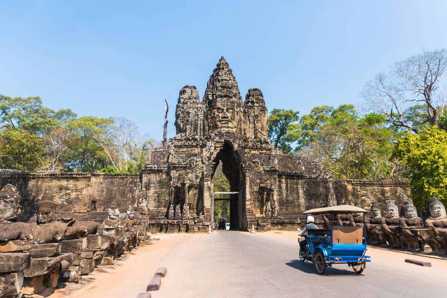 Essentials of Angkor Temples
