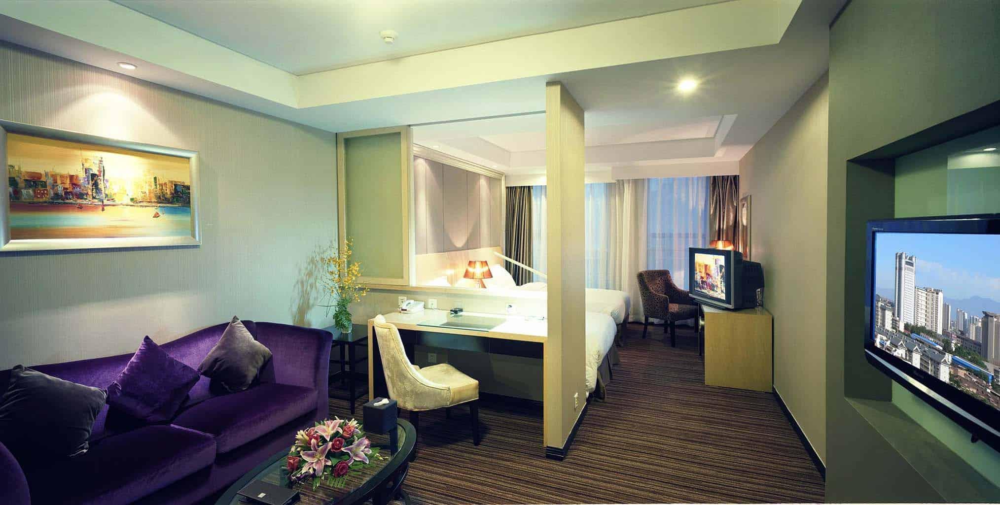 Xian Titan Times Hotel