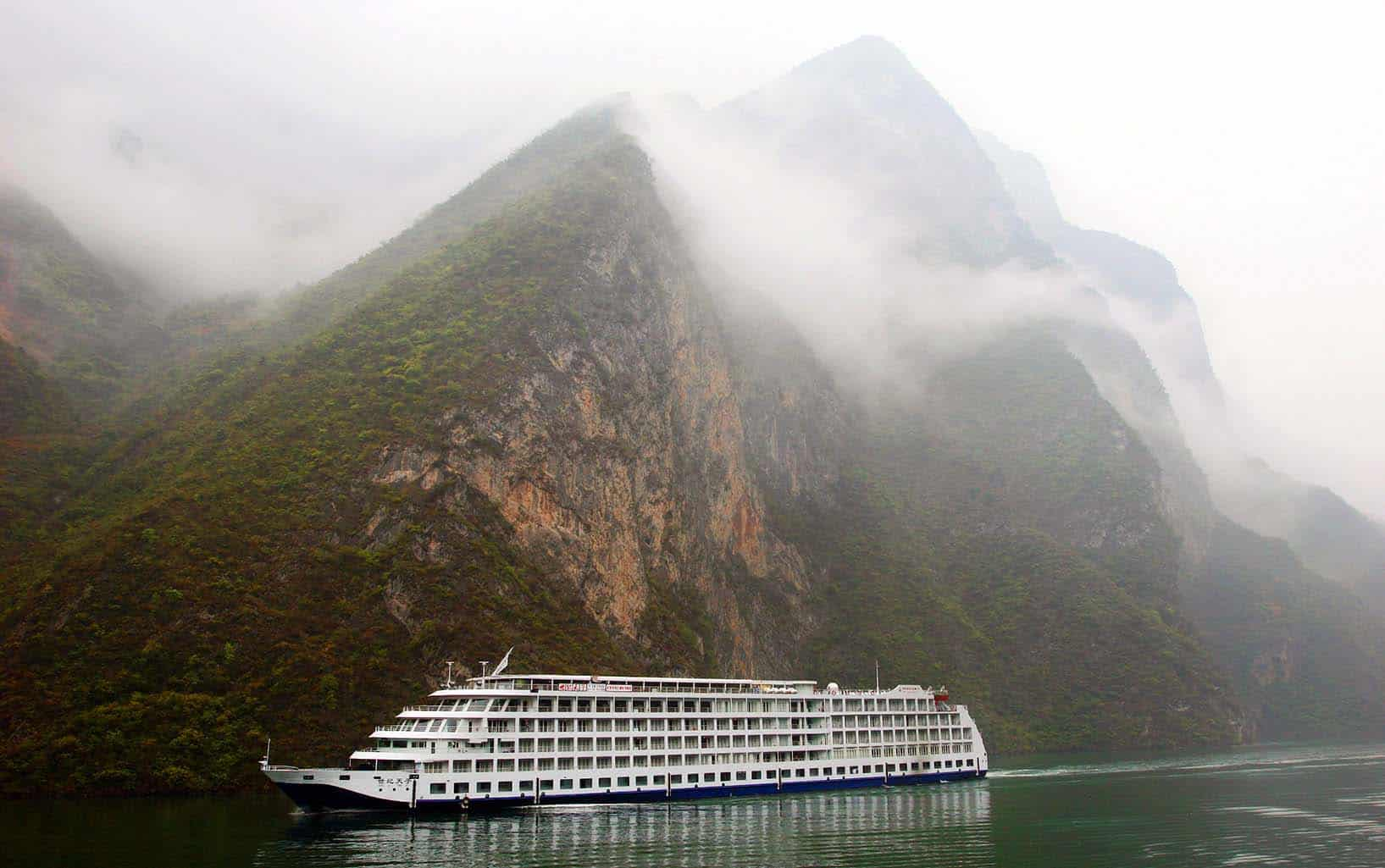 Majestic Yangtze (Downstream)