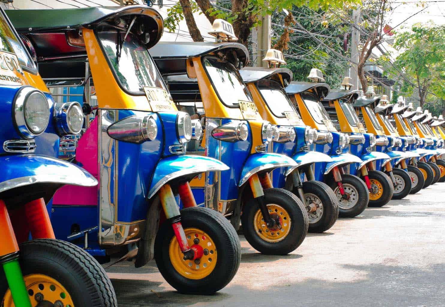 Bangkok Tuk-Tuk Tour