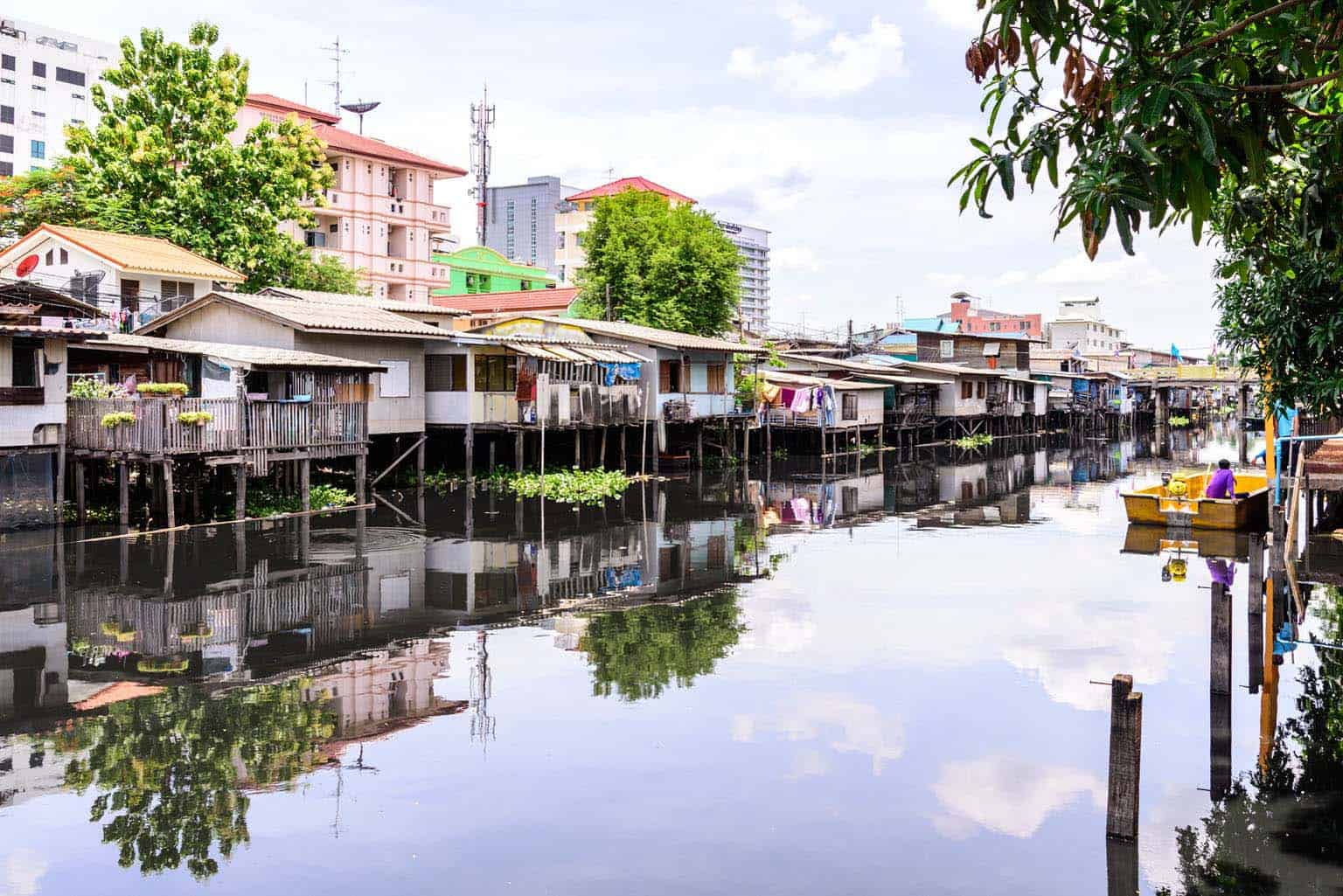 Bangkok Waterways
