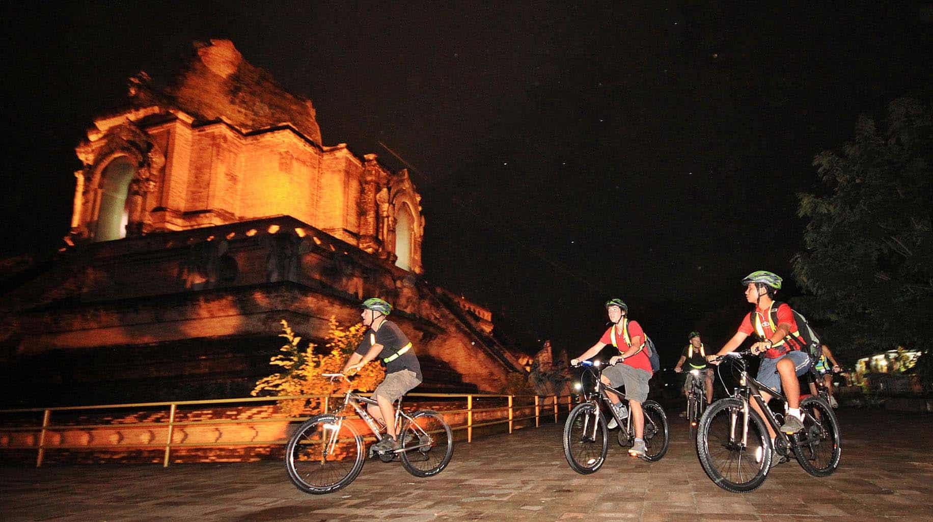 Chiang Mai Night Ride