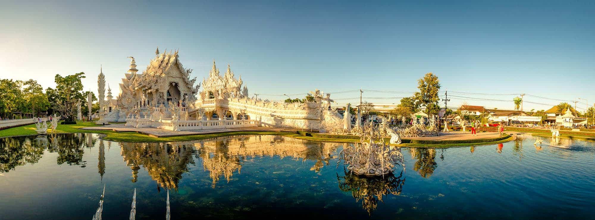 Chiang Mai to Chiang Rai