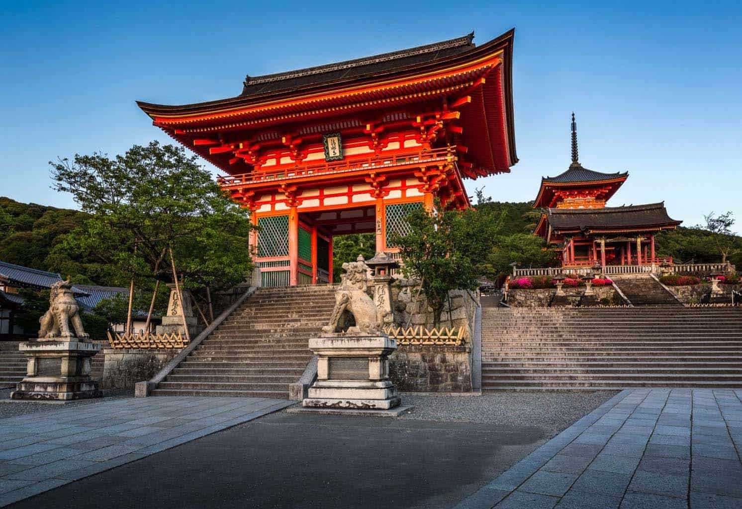 Kyoto's Temples & Shrines