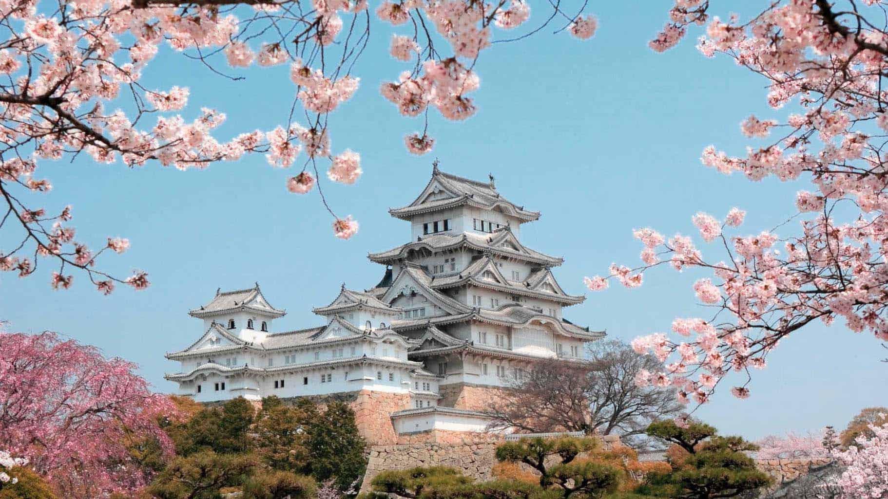 Himeji Castle Walking Tour