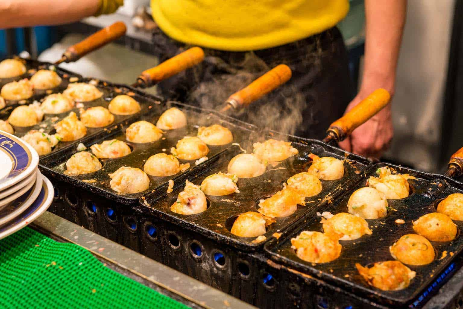 Osaka Local Kitchen Markets