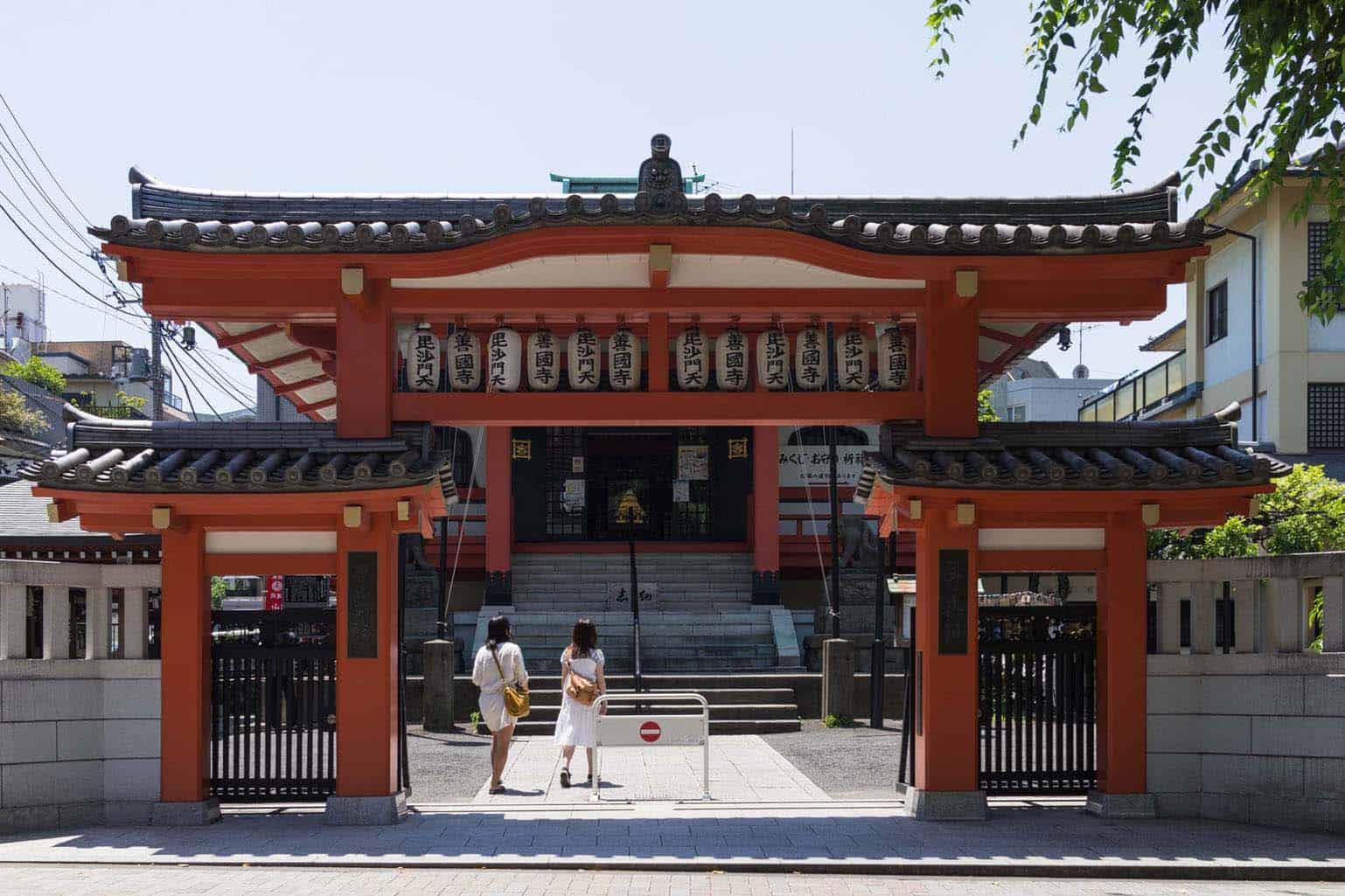 Edo Kagurazaka Walking Tour