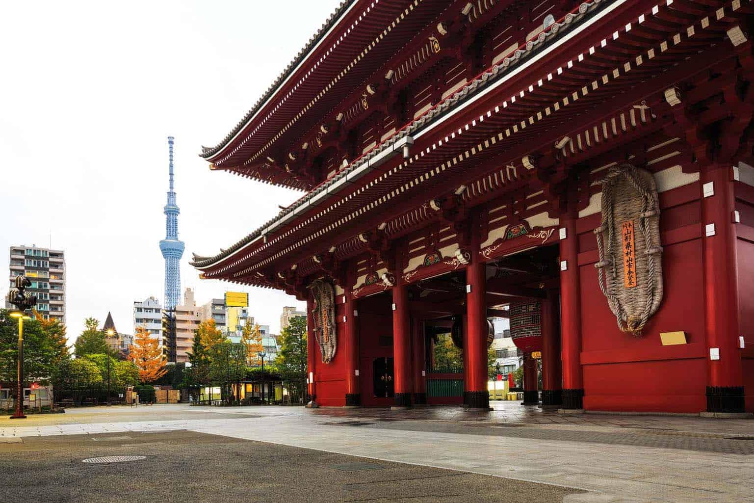 Tokyo Skytree & Asakusa