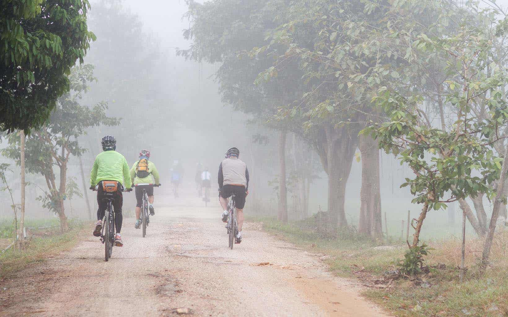 Hidden Laos by Bicycle