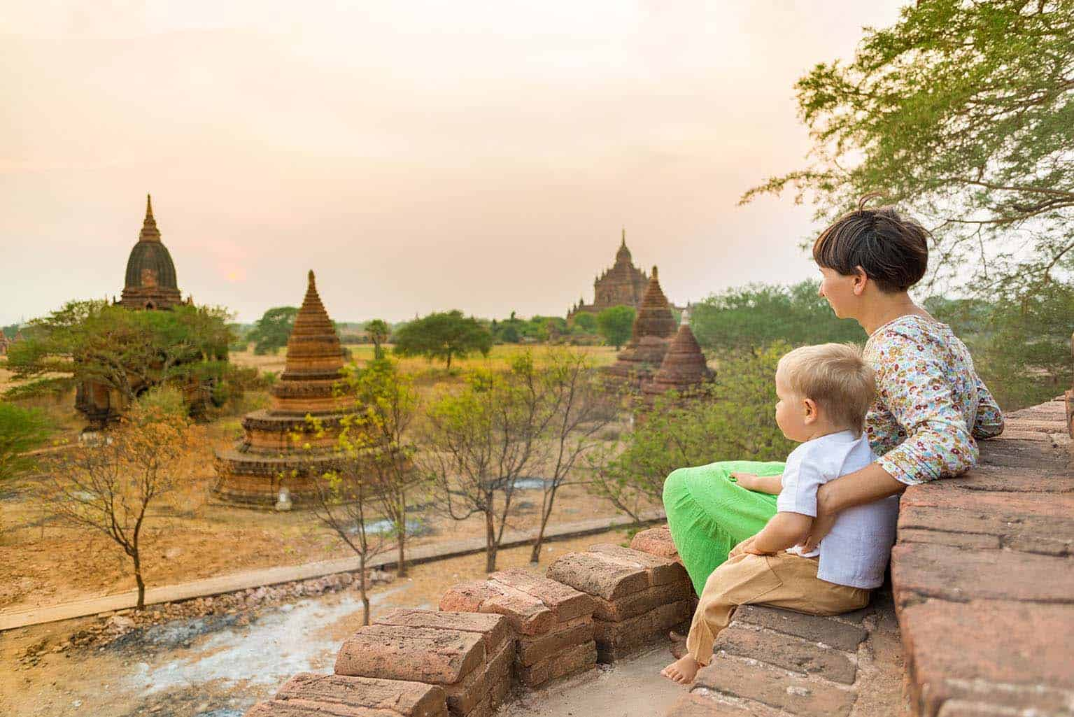 Myanmar Family Adventure