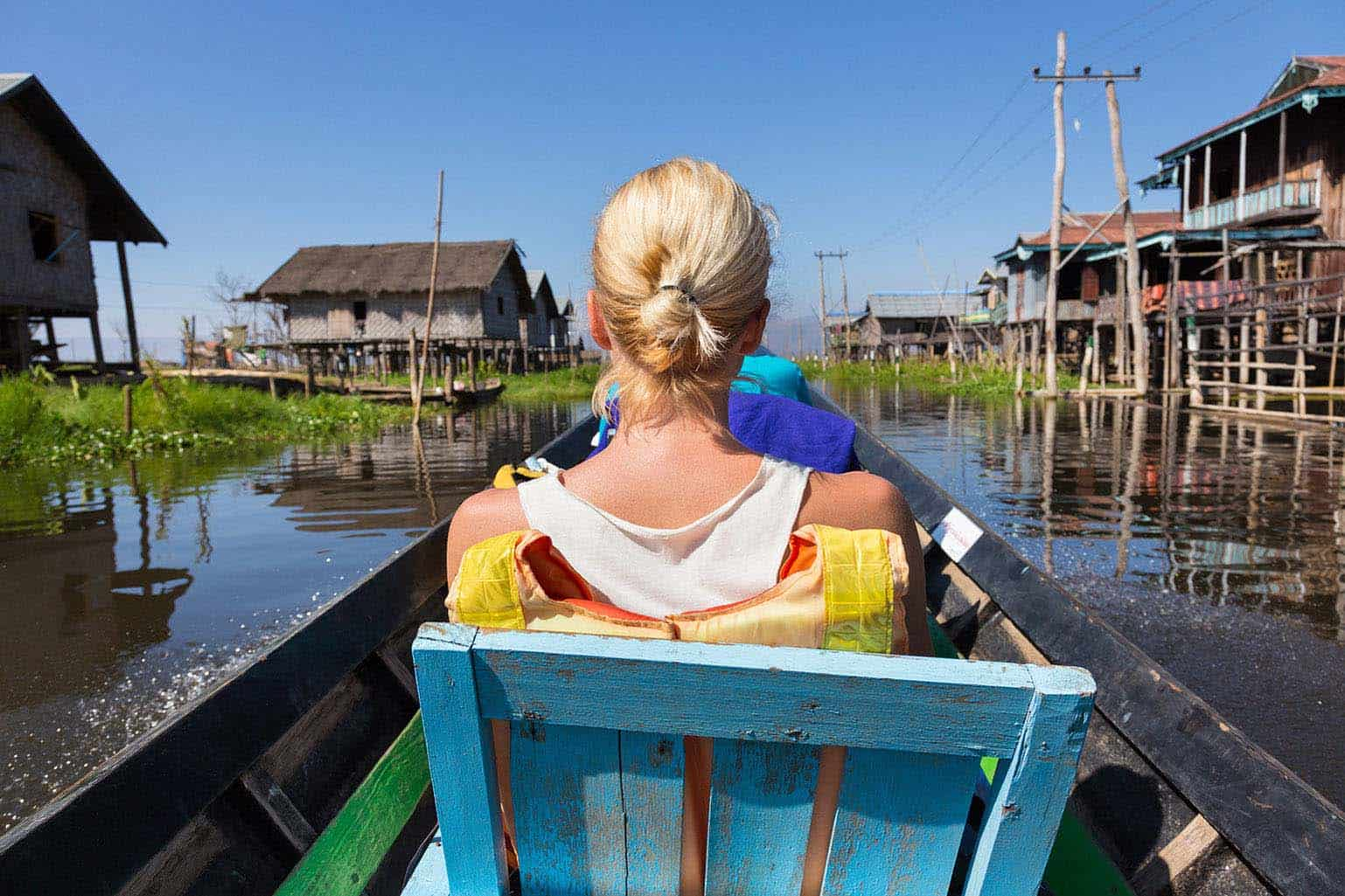 Magical Inle Lake
