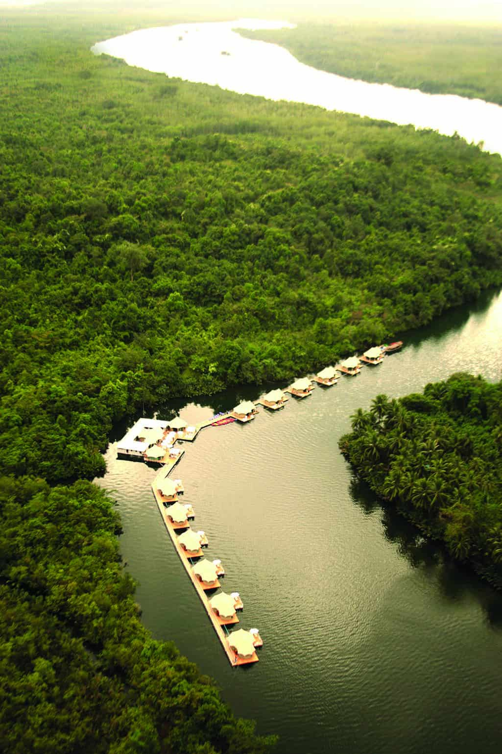4 Rivers Floating Lodge, Koh Kong Province