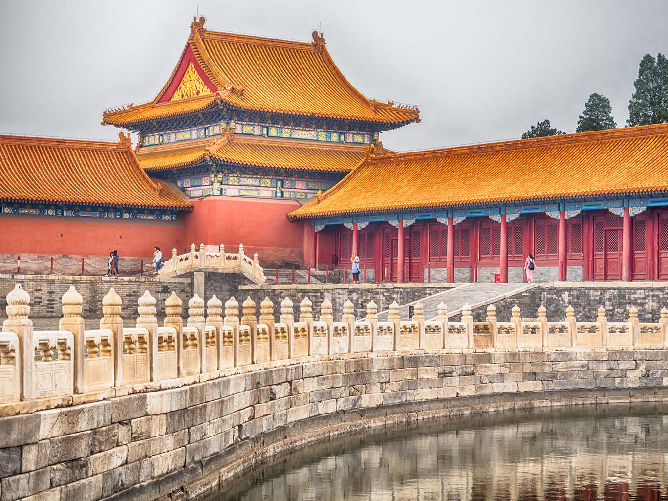 China's Grand Tour