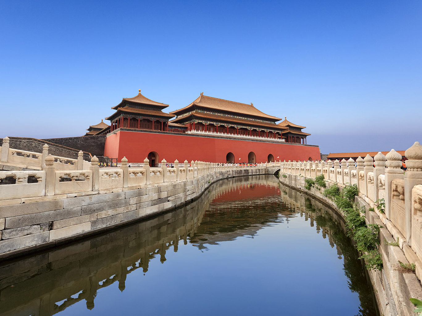 Forbidden City and The Great Wall