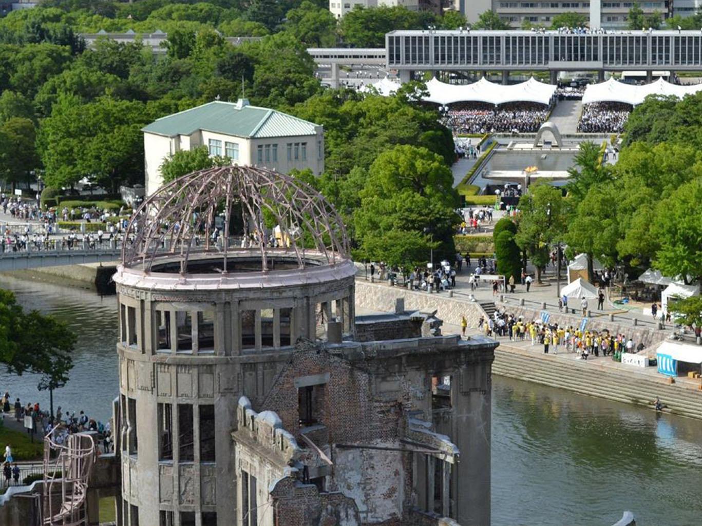 Explore Hiroshima & Miyajima