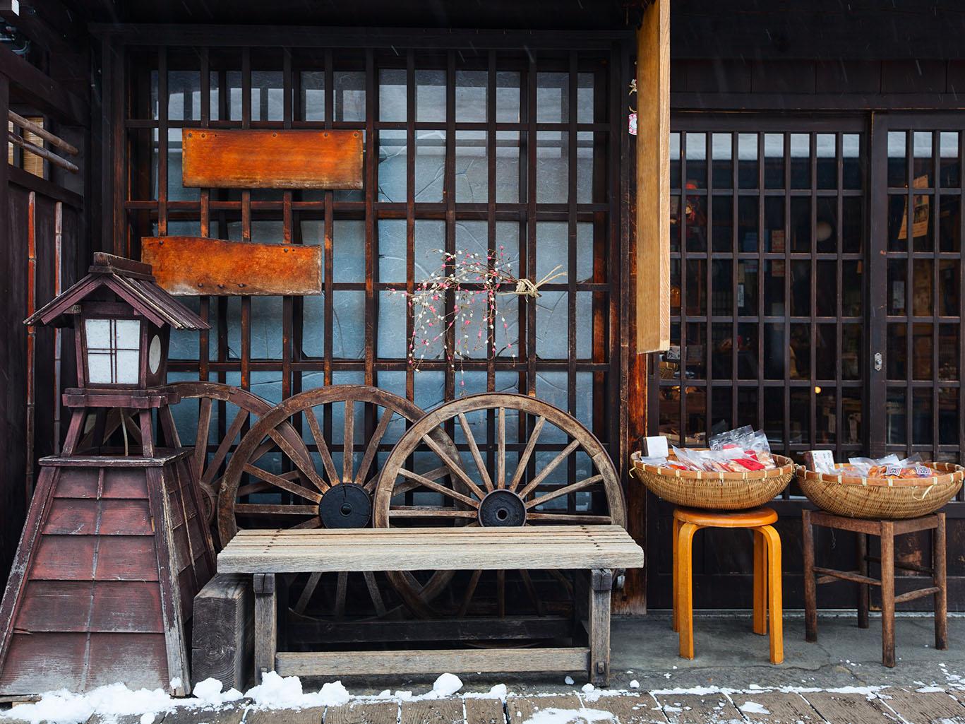 Takayama Heritage Trail