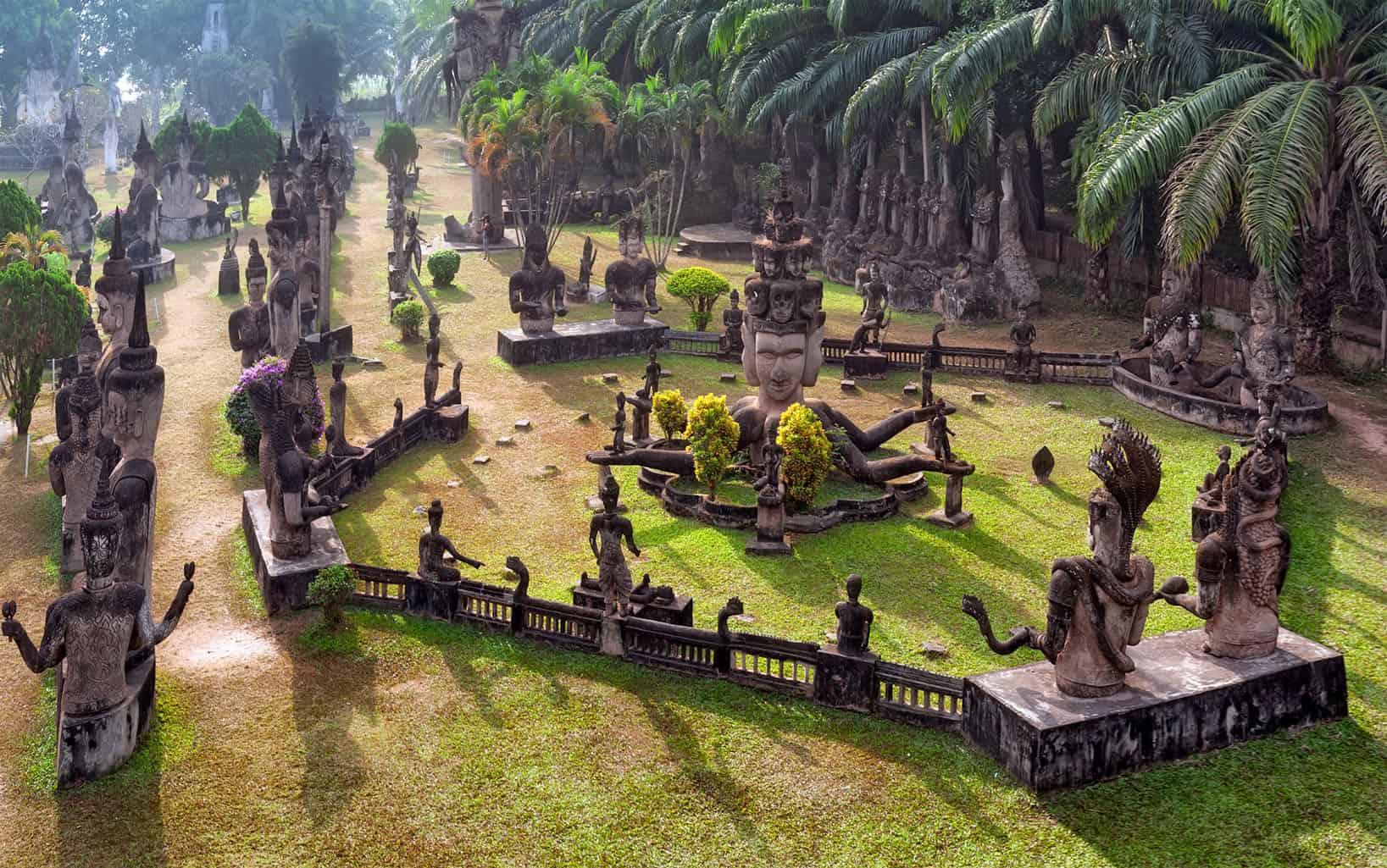 Vientiane Surrounds
