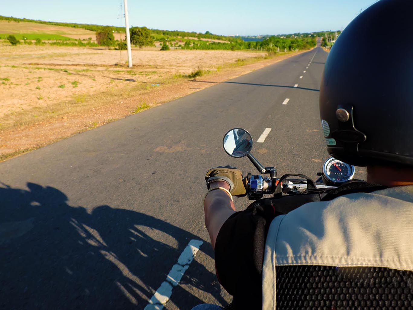 Hue by Motorbike