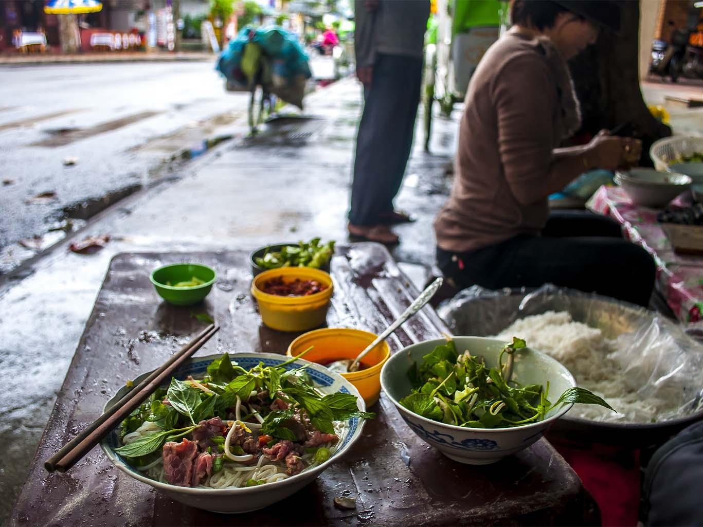 Streets & Eats of Hue