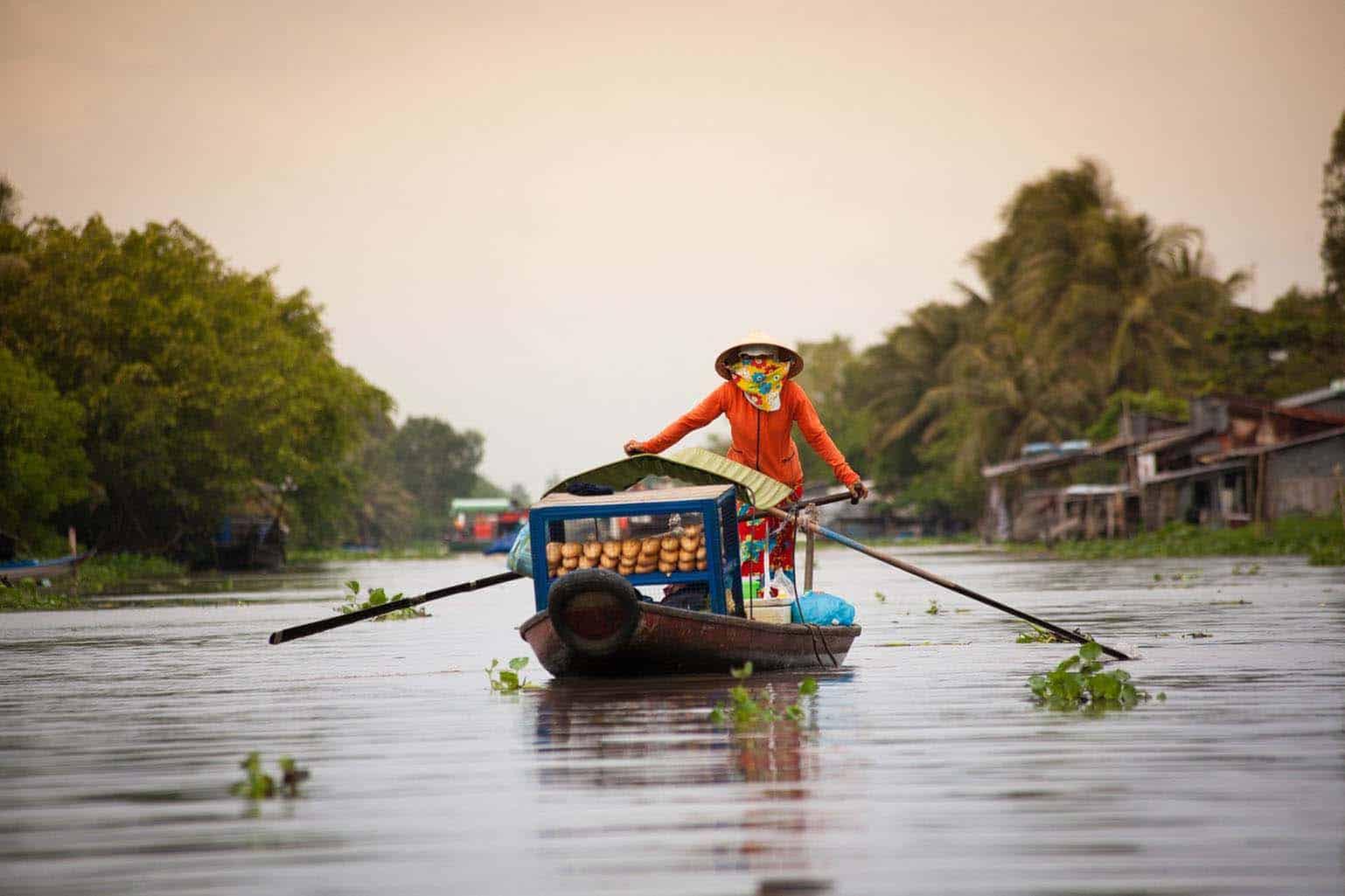 Deep into the Mekong