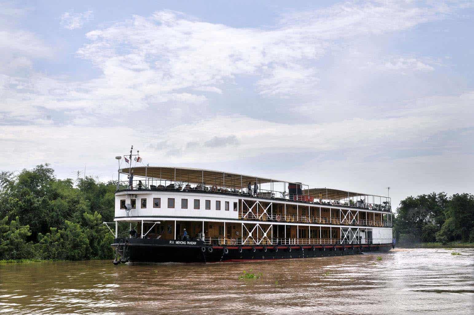Classic Mekong  Cruise