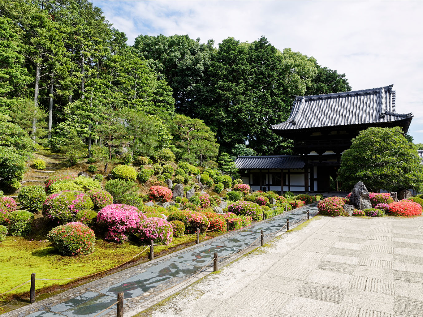 Kyoto Gardens Walking Tour