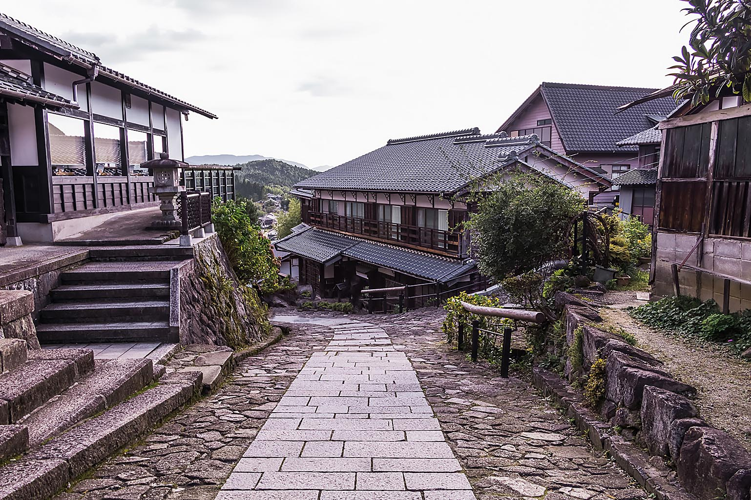 Nakasendo Trail Villages