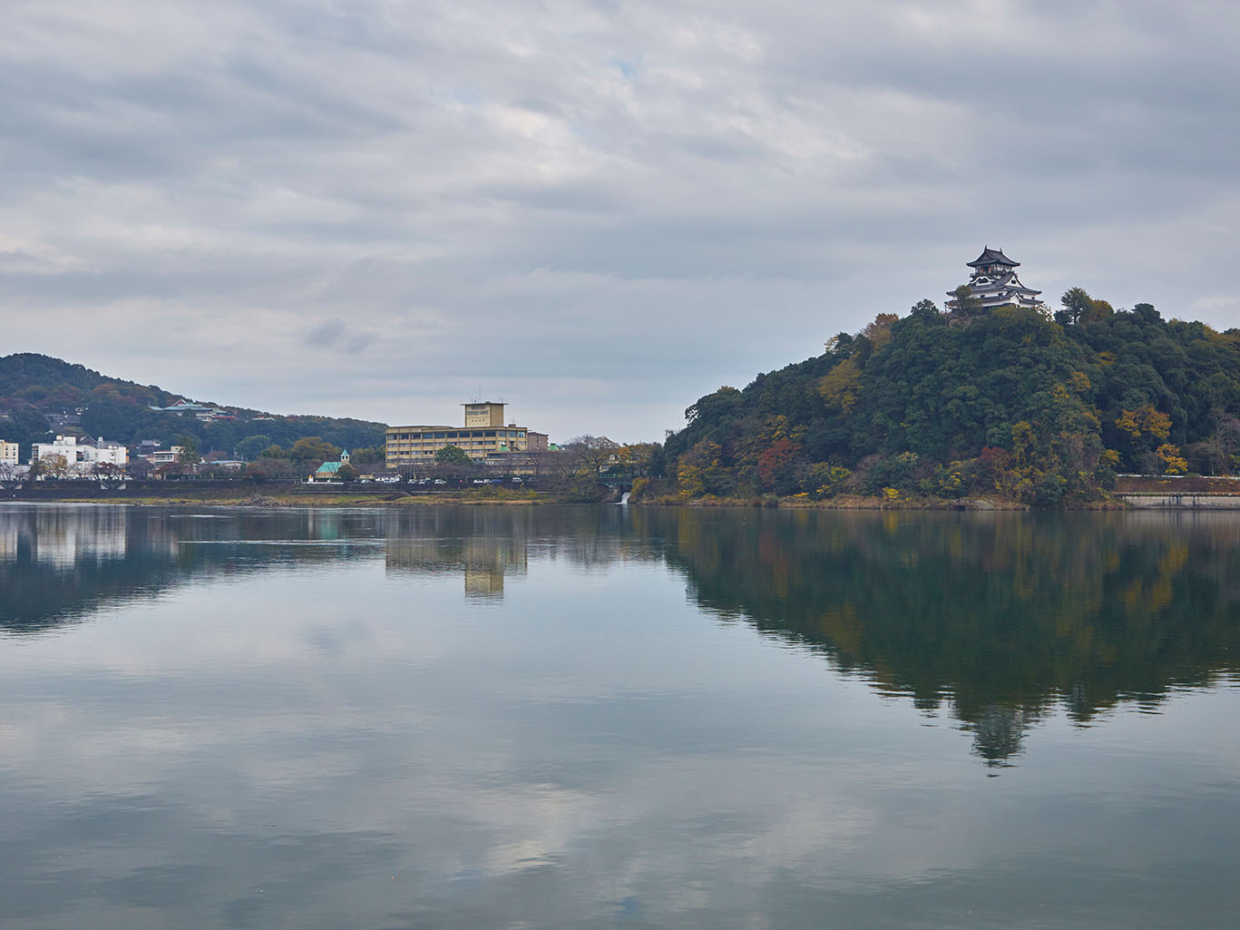 National Treasures of Inuyama