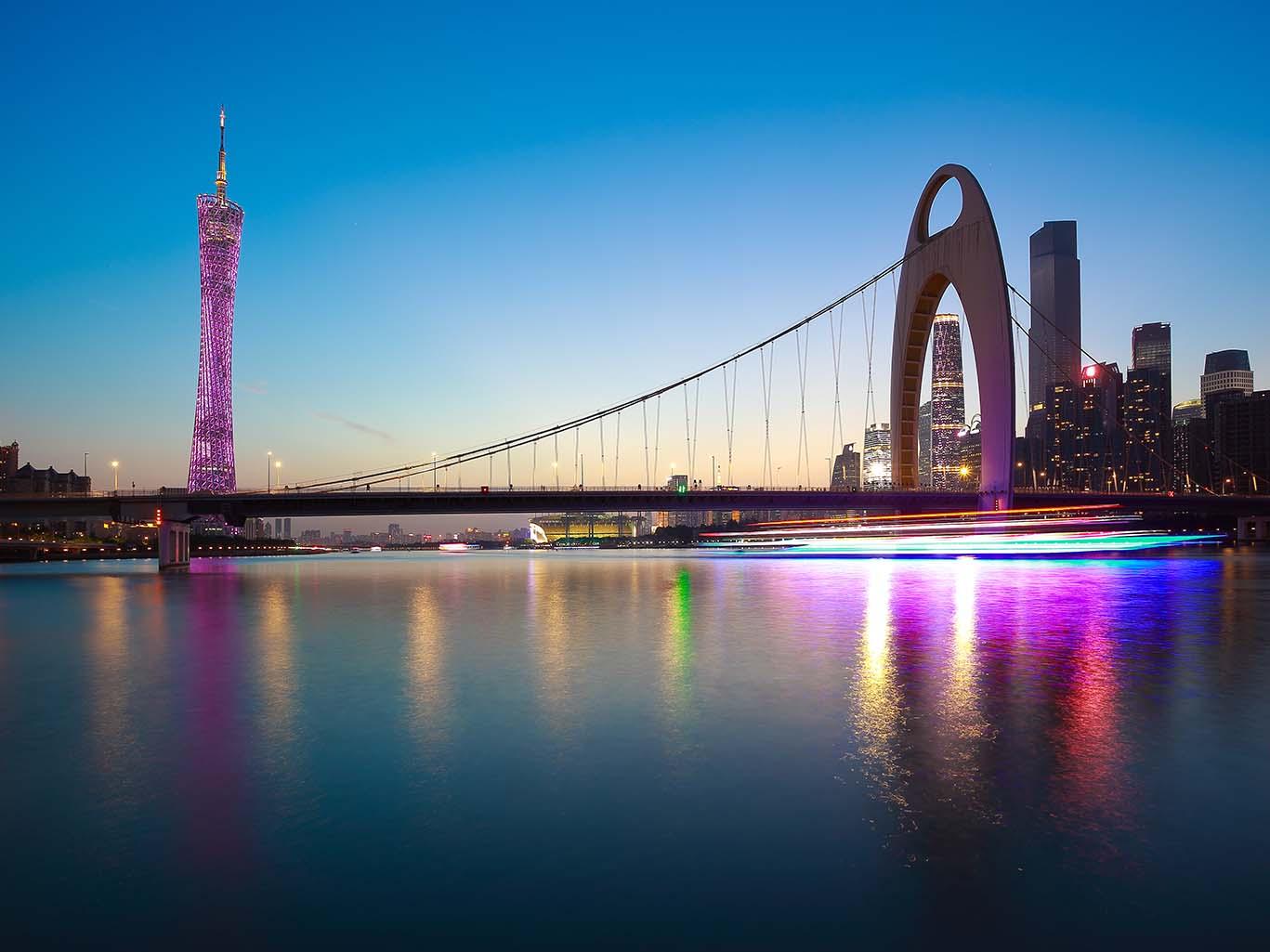 Guangzhou Experience