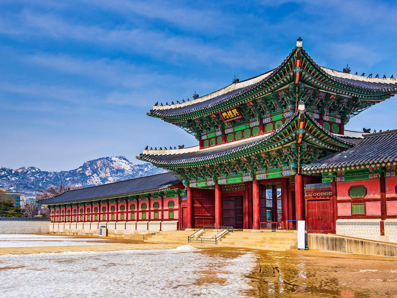 A Seoul Sojourn