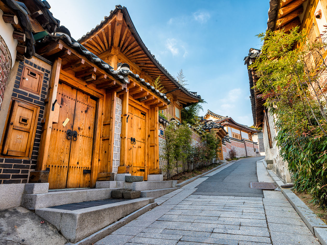 Heritage South Korea