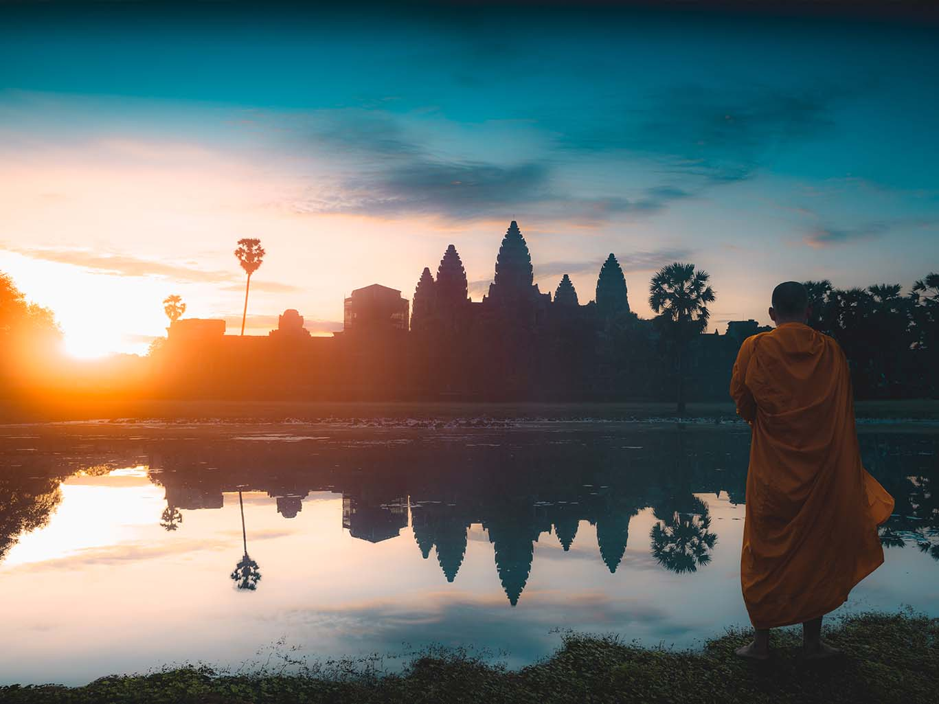 The Grandeur of Cambodia
