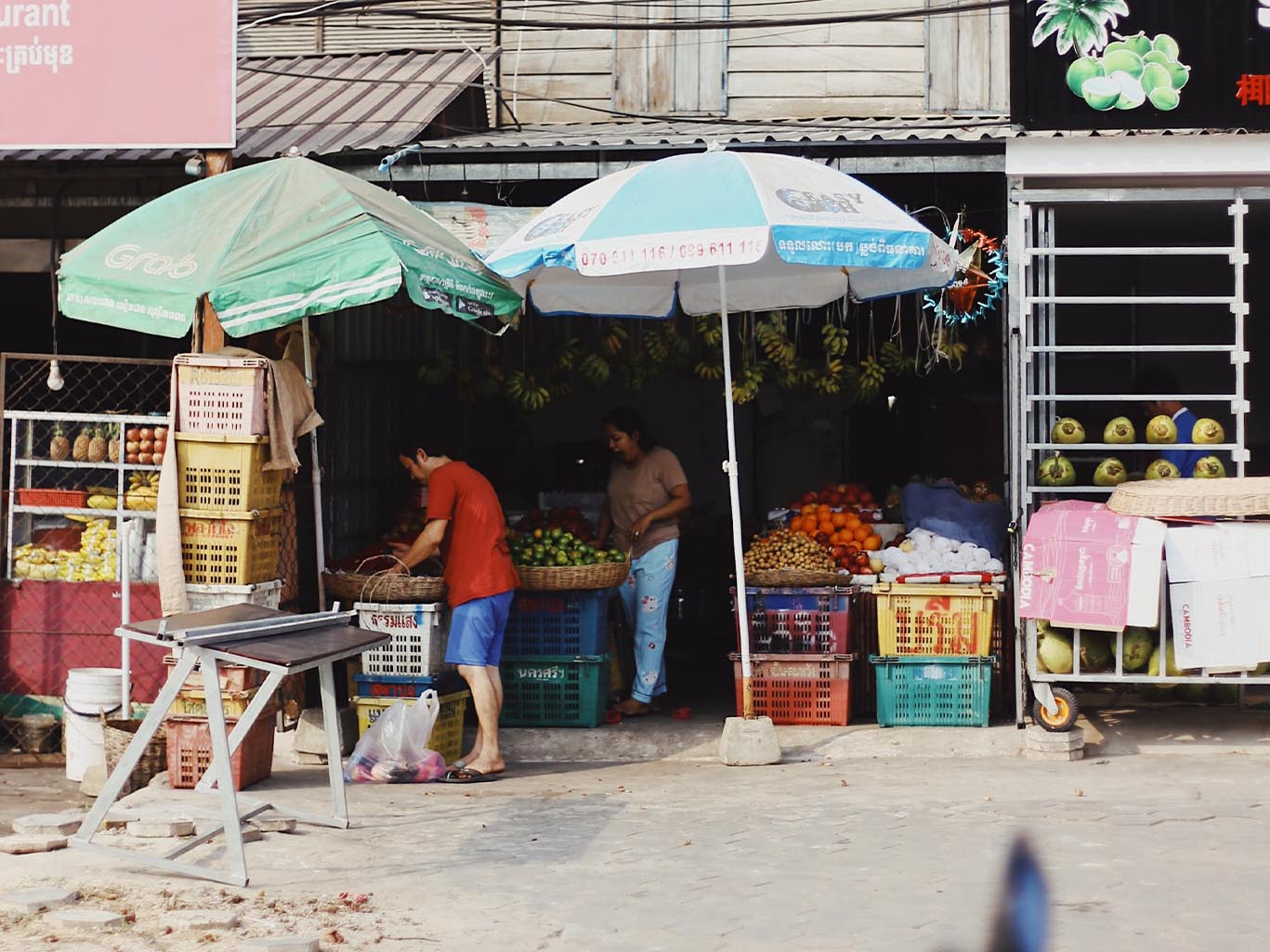 A Sojourn in Siem Reap